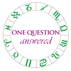 Astrological Question Answered