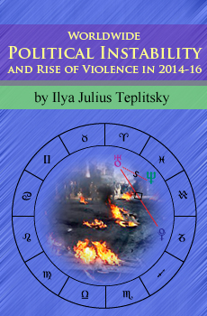Worldwide Political Instability and Rise of Violence in 2014-16